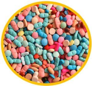 assorted-pills