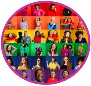LGBTQ-people-in-rainbow-colours